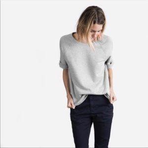 Everlane Tops - Everlane Shortsleeved Sweat Shirt